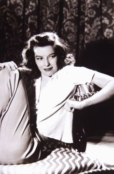 Katharine Hepburn Compares Buying Furniture To Acting, Gives Strangely Good Advice (VIDEO)