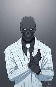 Black Mask by phil-cho on DeviantArt
