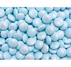 M's Milk Chocolate Candy - Light Blue for pretty Easter cupcakes Light Blue Aesthetic, Blue Aesthetic Pastel, Aesthetic Colors, Blue Wallpaper Iphone, Blue Wallpapers, Photo Wall Collage, Picture Wall, Verde Aqua, Urbane Fotografie