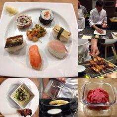 Les recettes de dessert d'Anaïs: Sushi