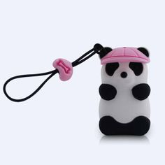 47 Adorable Panda Products - From Panda-Themed Hotels to Bestial Lipstick Art (TOPLIST)