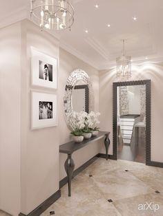 Дизайн прихожей. Квартира в Ялте.: интерьер, зd визуализация, прихожая, холл…