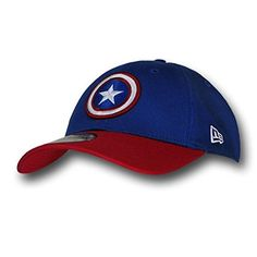 Captain America Red Blue 39Thirty Baseball Cap- Med/Lg Marvel http://www.amazon.com/dp/B00FD2I5AC/ref=cm_sw_r_pi_dp_n25Yub1PWHW4J