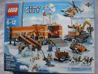LEGO City Arctic Base Camp 60036 New in Sealed Box.