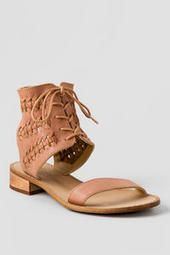 Latigo, Rose Leather Sandal $89.99