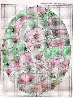santa ornament 6