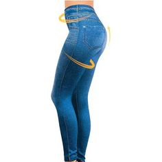 Cheap legging jeans, Buy Quality leggings jeans for women directly from China dropshipping leggings Suppliers: Dropship Leggings Jeans for Women Denim Pants with Pocket Slim Jeggings Fitness Plus Size Leggins S-XXL Black/Gray/Blue Denim Leggings, Jeans Denim, Leggings Are Not Pants, Leggings Fashion, Slim Jeans, Black Leggings, Jeans Pants, Casual Jeans, Tights