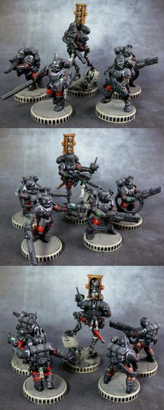 OMN's stuff ... Inq & Red Scorps. finished ... finally! - Page 43 - Forum - DakkaDakka   We've got a Strategy Rating of 4.