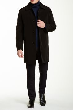 Jake Bonded Rain Coat