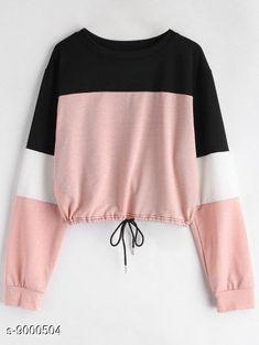 Sweatshirts  Tshirts Fabric: Cotton Sleeve Length: Long Sleeves Pattern: Printed Multipack: 1 Sizes: S XL L M Country of Origin: India Sizes Available: S, M, L, XL   Catalog Rating: ★4 (8538)  Catalog Name: Urbane Ravishing Women sweatshirts CatalogID_1552808 C79-SC1028 Code: 143-9000504-309