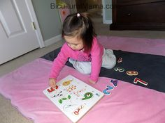 Bilingual Chinese-English Numbers Puzzle with Sound: 2 WINNERS GIVEAWAY  #BilingualBAby