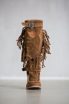 El Vaquero Joplin Silverstone Tabacco Boot 20401