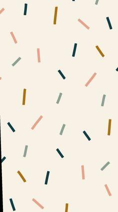 Sprinkle confetti repeated pattern created in Procreate on iPad Pro. iPhone back… Sprinkle confetti repeated pattern created in Procreate on iPad Pro. iPhone back…,everything goes pattern ! Sprinkle confetti repeated pattern created in Procreate. Artsy Background, Ipad Background, Iphone Background Wallpaper, Aesthetic Iphone Wallpaper, Aesthetic Wallpapers, Simple Background Design, Iphone Background Vintage, Confetti Background, Pastel Background