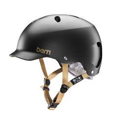 Bern Lenox Bike Helmet: A stylish and durable every day helmet.