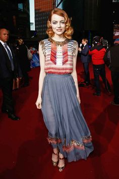 31 Photos That Prove Emma Stone Is The Most Stylish Person On Earth
