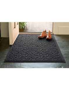 """Water Glutton Doormat, 35"""" x 58"""""""