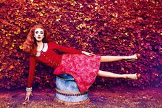 Alannah Hill's sparkling, dreamlike 2012 winter collection.  http://www.facebook.com/DesignerMelbourne  #Fashion