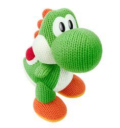 Mega Yarn Yoshi Yoshi's Woolly World series Available November 2015 Coming soon