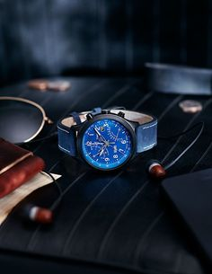 TIMEX Watches, Photo Shoot by Vanessa Rees, via Behance