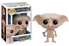 Funko Pop Movies: Harry Potter - Dobby Vinyl Figure