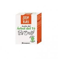 Stop Piojos Aceite del Arbol del Té 15ml