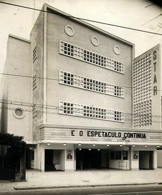 Cinema Star Botafogo.