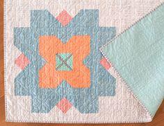 SheQuiltsAlot Fleur Quilt - Pattern By Bonjour Quilts