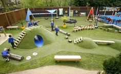 Backyard Playground Equipment for 2020 - Alia T. - Backyard Playground Equipment for 2020 Bespoke Mounds Bespoke Mounds - Action & Imagination Playground Equipment More -