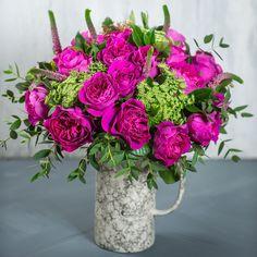 David Austin Kate Cottage Garden Bouquet