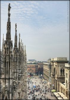 "500px / Photo ""The Duomo of Milan"" by Olli Malmivaara"