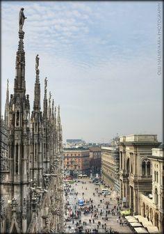 "500px / Photo ""The Duomo of Milan"" by Olli Malmivaara"