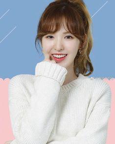 Her smile ☹️💗 Seulgi, Kpop Girl Groups, Kpop Girls, Wendy Red Velvet, Kim Yerim, Kpop Outfits, Me As A Girlfriend, South Korean Girls, Most Beautiful