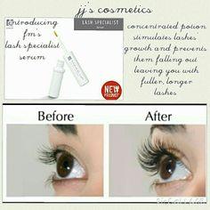 Fm's lash specialist serum by jj's cosmetics. Jennifertyrrell10@gmail.com