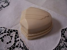 Art Deco Celluloid Ring Box from singer004 on Ruby Lane
