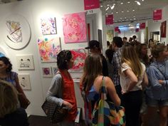 Affordable Art Fair NY 2015