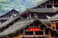 Dali Dong village,Guizhou