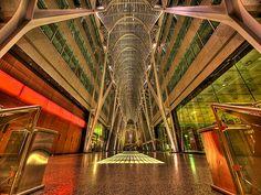 Brookfield Place in Toronto by Santiago Calatrava, Image by paul bica, via Flickr