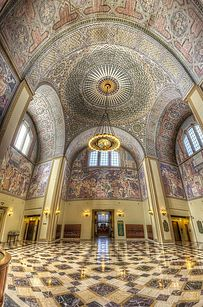 Los Angeles Central Library — Los Angeles, Calif. | 49 Breathtaking Libraries From All Over The World