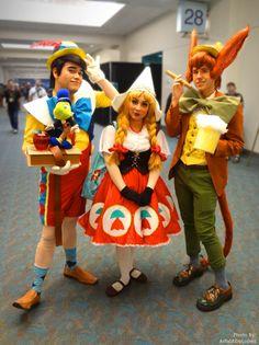 Pinocchio Cosplay