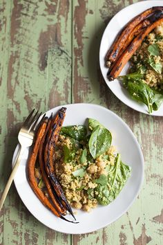 Menu Plan Monday: The Week of Quinoa