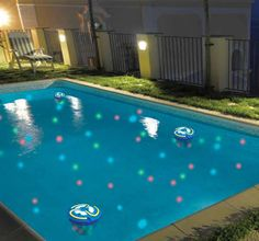 29 Best Pool Lights - The Pool Factory images in 2014 | Pools, Pool ...