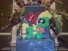 My Little Pony Silly Filly Perler Ponies: Young Granny Smith