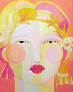 Portrait By Hayley Mitchell