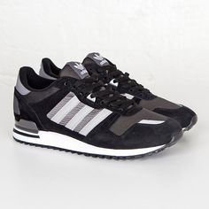 adidas ZX 700 Adidas Zx 700, Streetwear, Adidas Samba, Adidas Sneakers, Footwear, Shoes, Collection, Black, Fashion