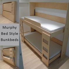 Dumbo Folding Bunk Beds  http://www.casakids.com/products/view/26/63.html