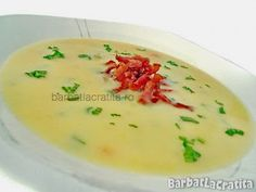 Cheeseburger Chowder, Recipies, Cooking, Soups, Recipes, Kitchen, Soup, Brewing, Cuisine