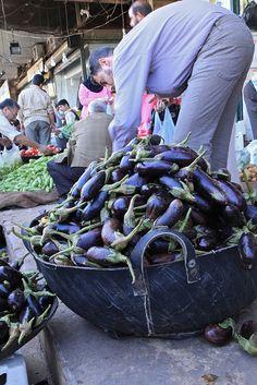 Street Market . Aleppo Syria