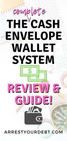 This guide will teach you how to use the cash envelope wallet system and recommends some of the best cash envelope wallets on the market! Ways To Save Money, Money Tips, Money Saving Tips, Cash Money, Cash Envelope System, Cash Envelopes, Thing 1, Finance Tips, Finance Blog