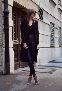 leather pants for work