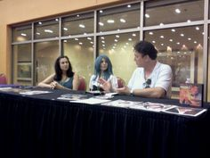 Interviewing Ellyn Stern and Richard Epcar!